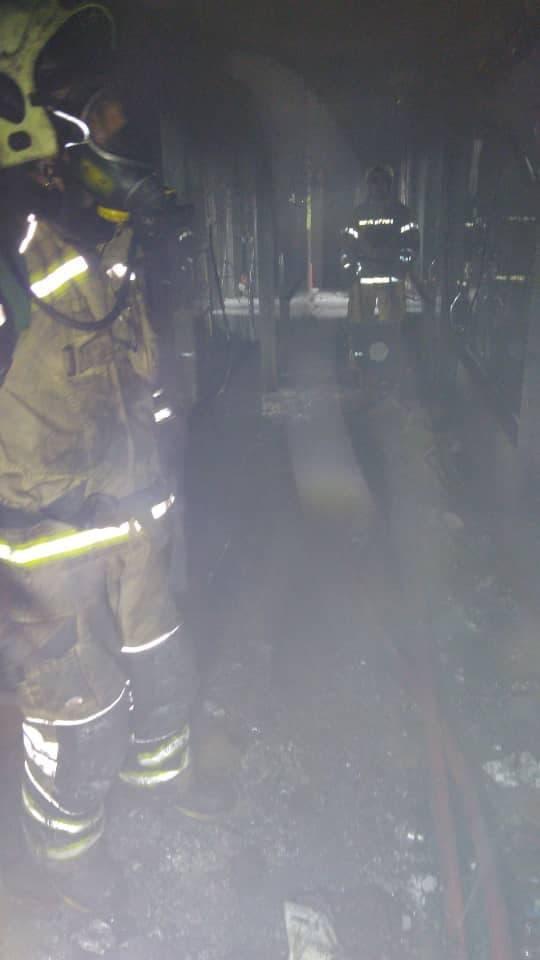 آتش سوزی هولناک در لاله زار