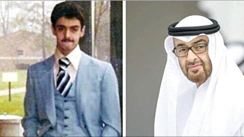 ولیعهد امارات