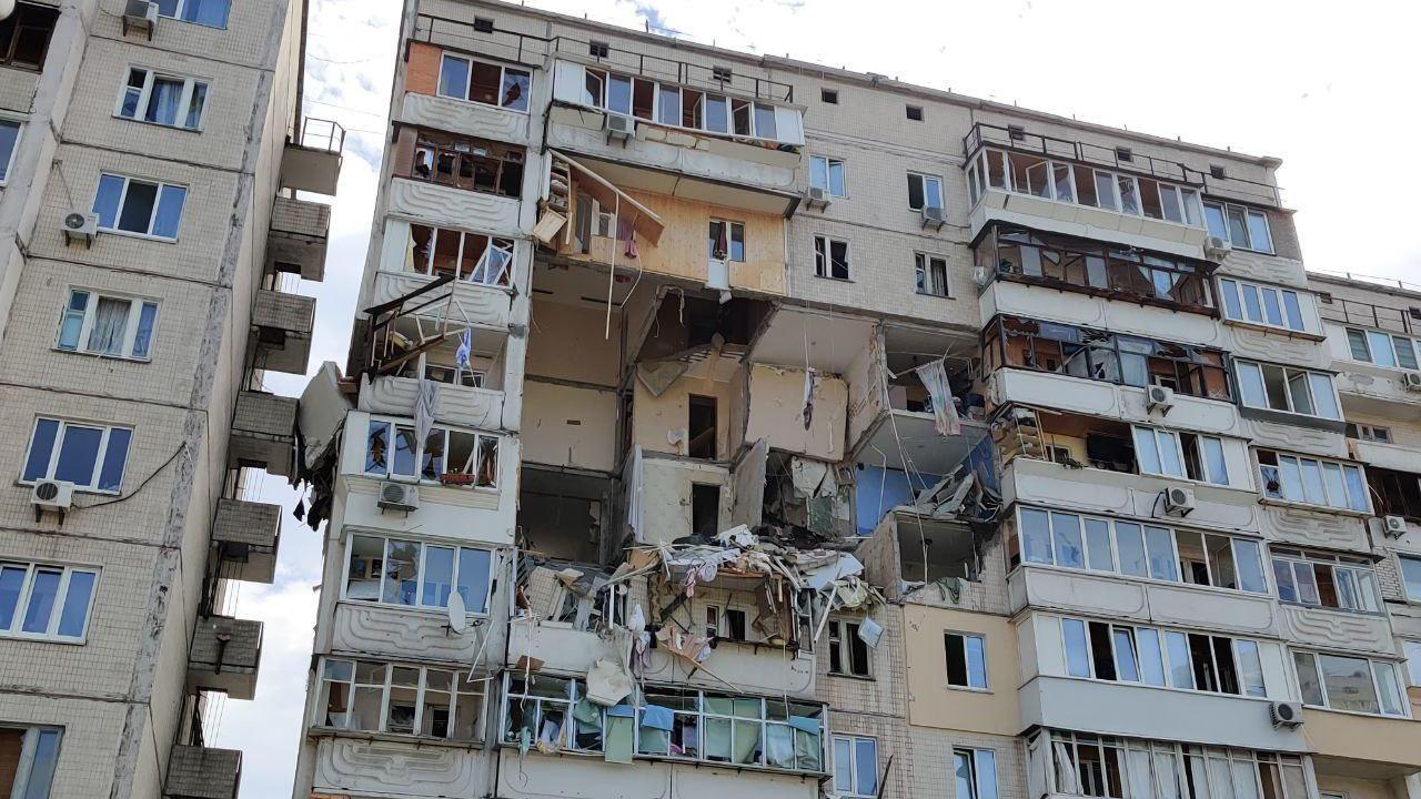 دو کشته بر اثر وقوع انفجار در پایتخت اوکراین