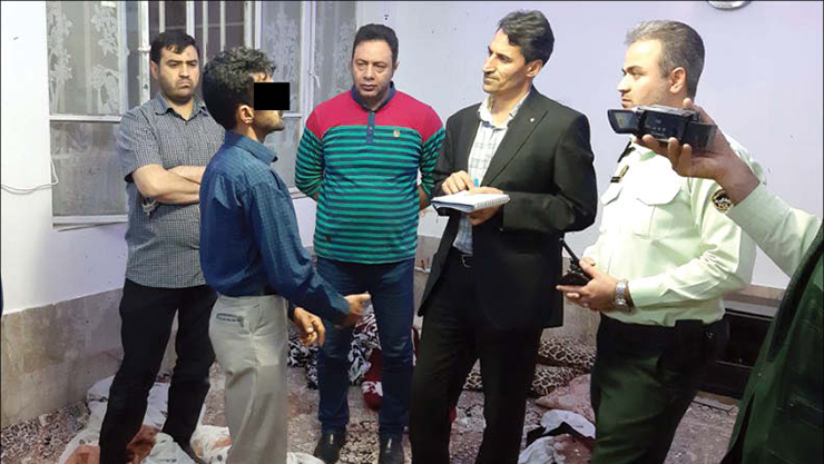 قتل در مشهد
