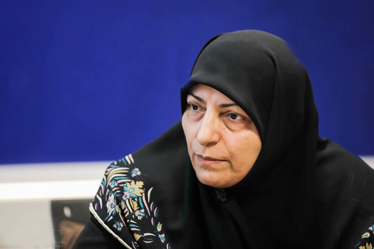توران ولی مراد / فعال حوزه زنان
