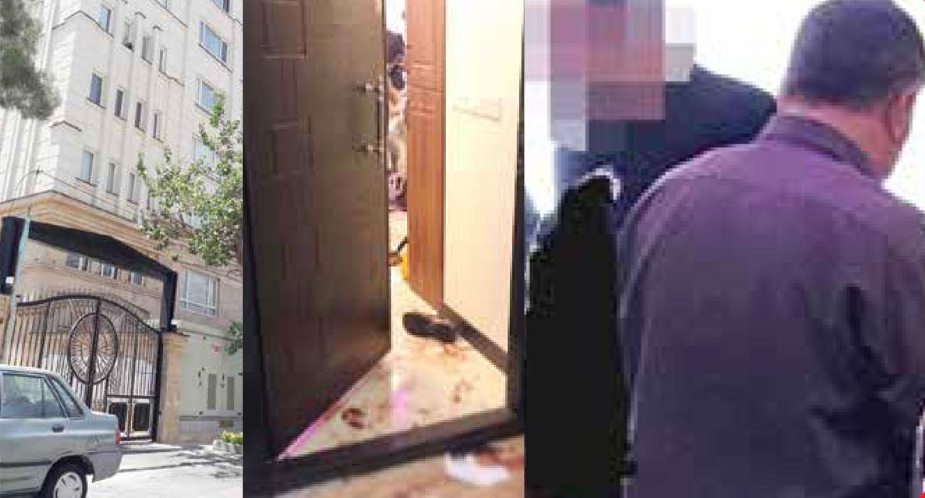 قتل هولناک خانوادگی در برج موروثی