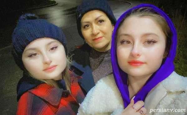 مادر سارا و نیکا