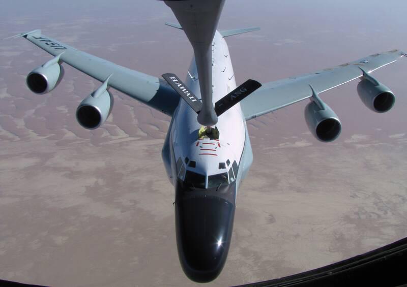 ورود یک هواپیمای جاسوسی دیگر آمریکا به حریم هوایی ایران؟/ ترامپ فقط زبان موشک میفهمد نه دیپلماسی!