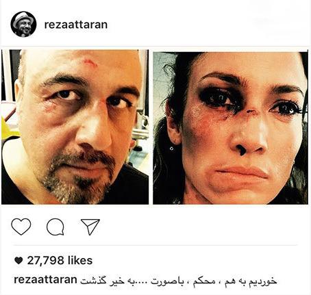 رضا عطاران و جنیفرلوپز