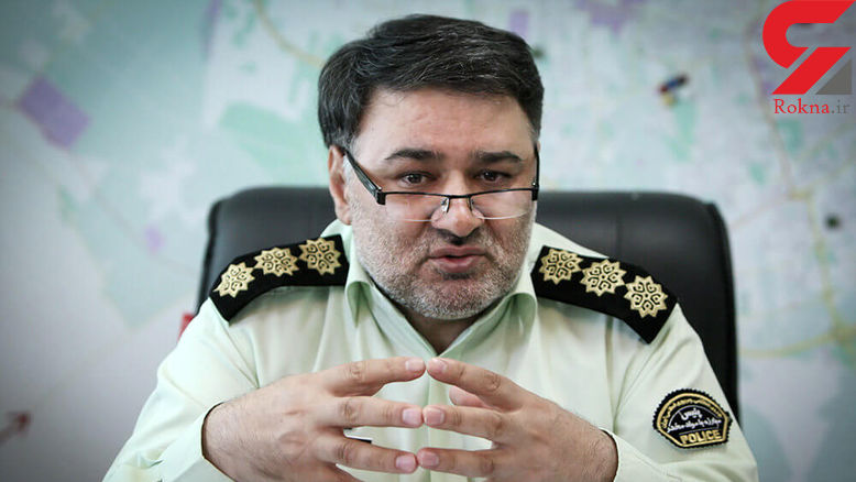 دلالی مواد مخدر در تهران با استفاده از شبکه های اجتماعی