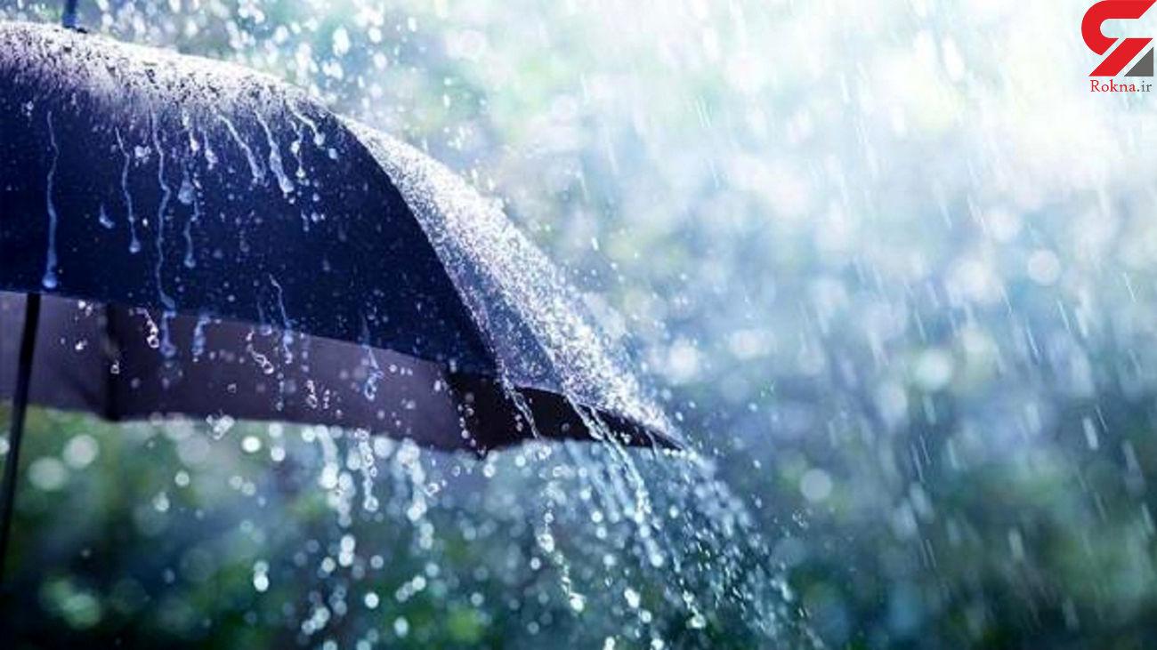 آغاز وزش باد و باران شدید از فردا در سراسر کشور