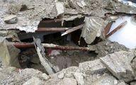 ریزش خونین سقف خانه تاریخی در چهارباغ اصفهان