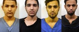 این 4 جوان مخوف را می شناسید؟ /  آنها تهران را به هم ریختند ! + عکس