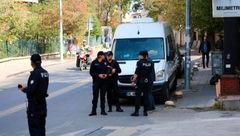 سفارت ایران در ترکیه پس از ادعای بمبگذاری + تصاویر