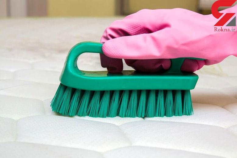از بین بردن بوی نامطبوع تشکها با روش های خانگی