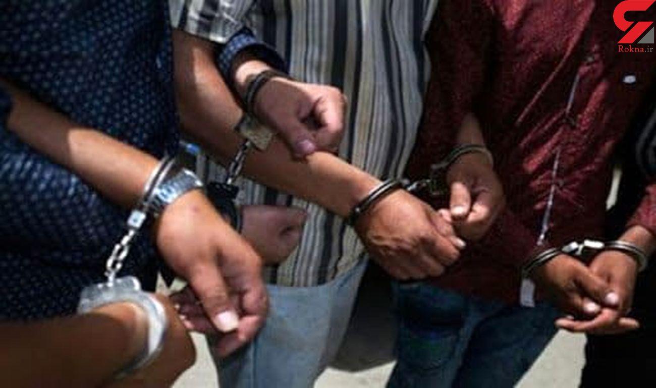 درگیری مسلحانه تکاوران پلیس با ۳ سوداگر مرگ / ۴۹۵ کیلوگرم مواد افیونی در زاهدان کشف شد