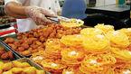 مردم از خرید زولبیا و بامیه در رمضان امسال استقبال نکردند