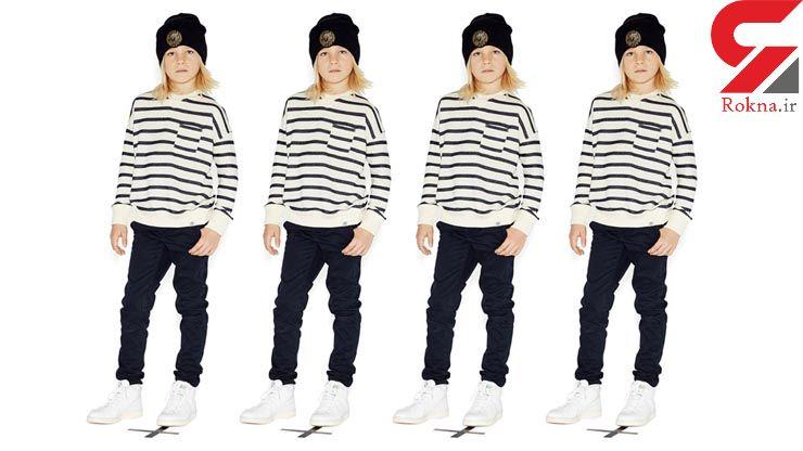 جدیدترین مدل لباس پسرانه