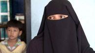 نسرین زن خطرناکی که رازهای پلید  ابوبکر بغدادی را فاش کرد! + عکس