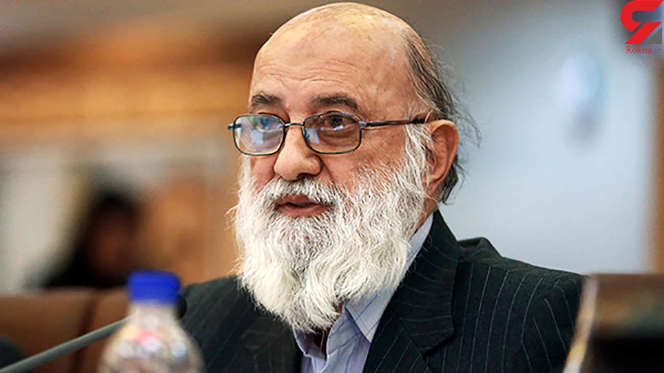 چمران : تهران را باید از خواب رکود بیدار کرد