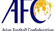 برنامه کامل مسابقات یکچهارم نهایی لیگ قهرمانان آسیا