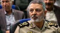 فرمانده کل ارتش از سازندگان جت ایرانی «یاسین» تقدیر کرد