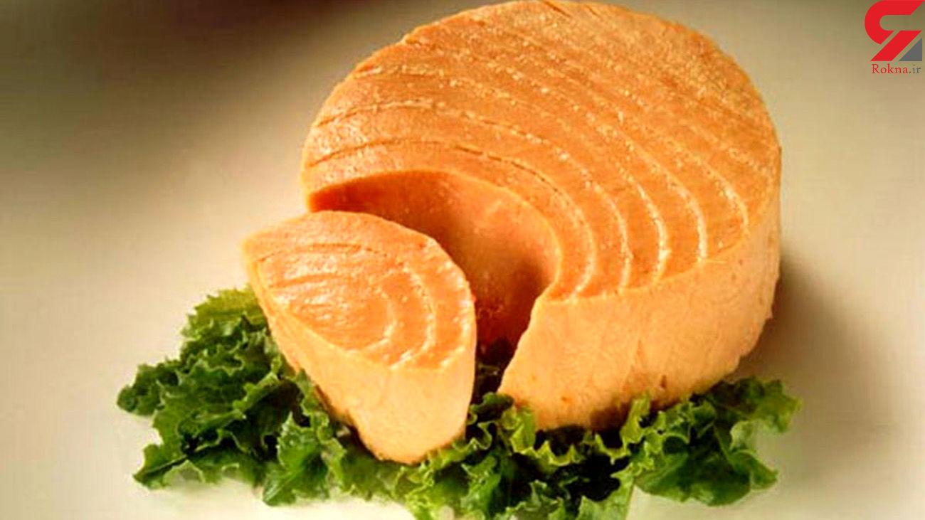 عوارض مصرف افراطی کنسرو ماهی تن