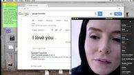 داعش در دسکتاپ زن خبرنگار!+ فیلم
