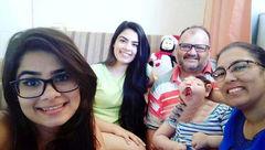 بیماری بسیار ترسناک این دختر بچه او را شبیه به هیولا کرد+ تصاویر دلخراش