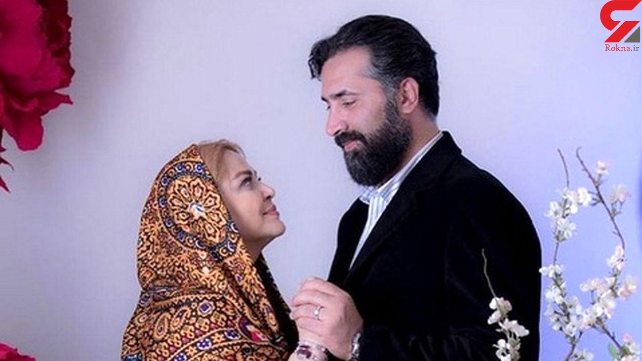 عکس بهاره رهنما و حاجی در کیش 1400
