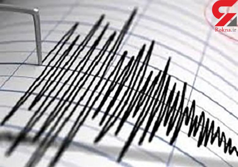 زلزله در بندرعباس