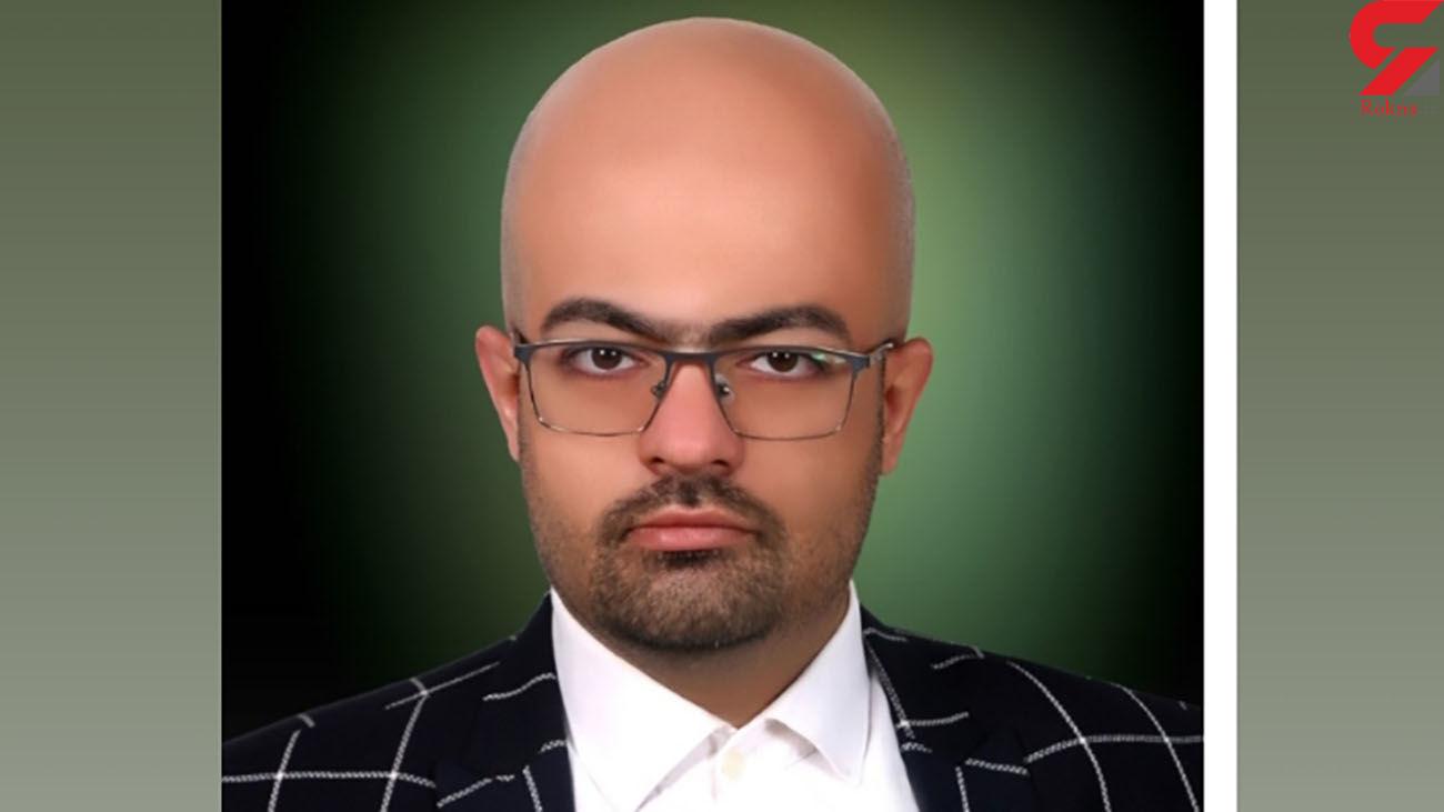 نویسنده کرجی موفق به دریافت نشان کمیسیون ملی یونسکو شد + عکس