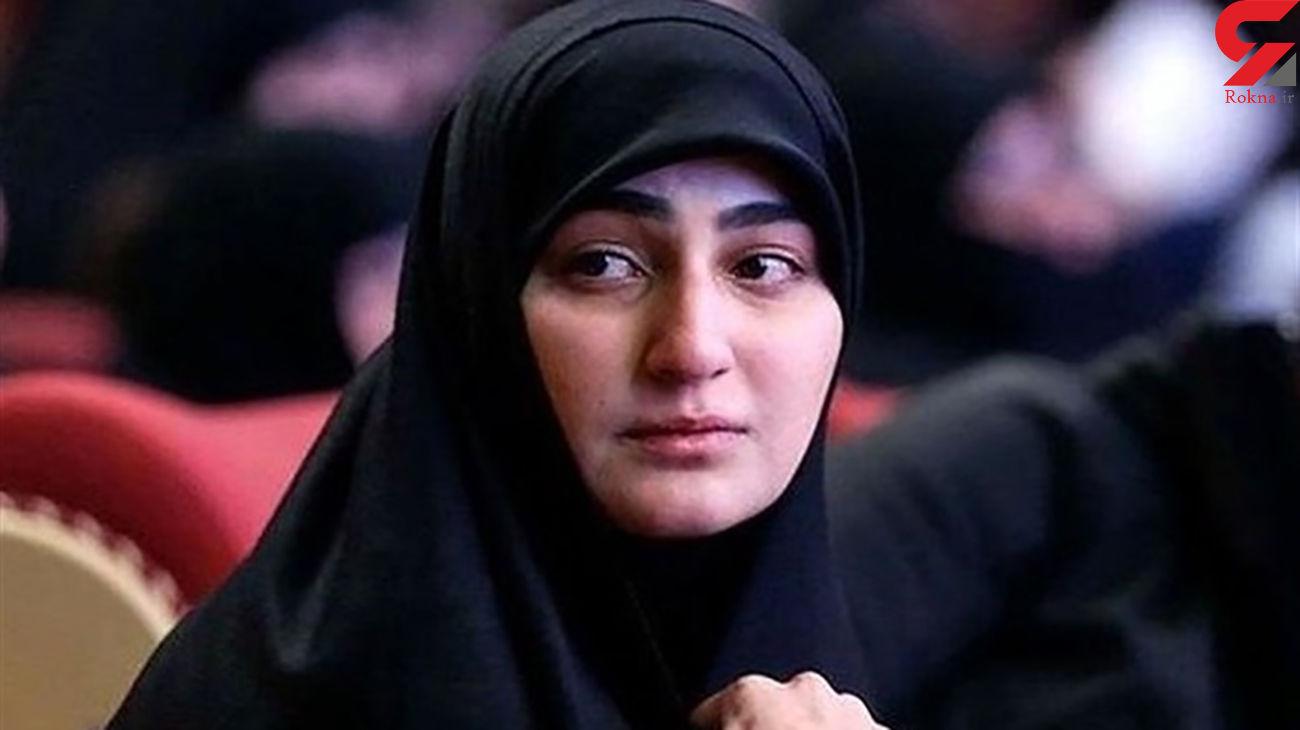 پشت پرده مسئولیت دختر سردار سلیمانی در ستاد رئیسی