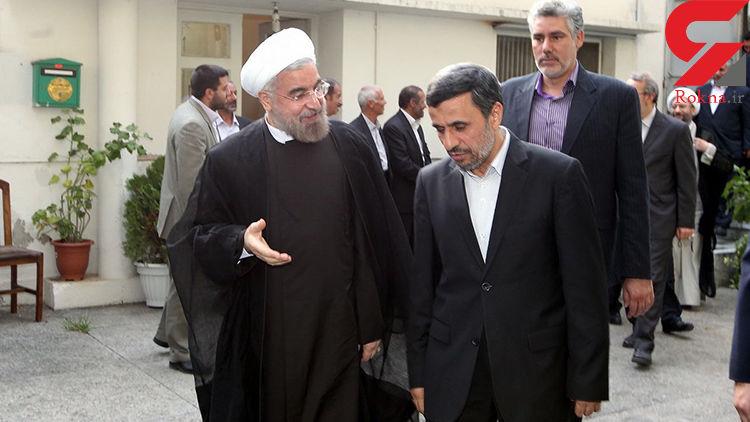 همه شباهتهای روحانی و احمدینژاد / احمدینژادیترین رئیسجمهور ایران!