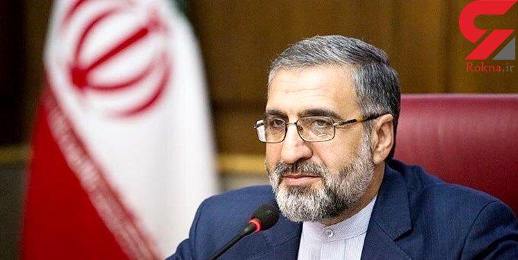 سخنگوی قوه قضاییه بازداشت جعفری دولتآبادی دادستان سابق تهران را تکذیب کرد