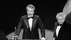 برنده ۲ جایزه اسکار درگذشت