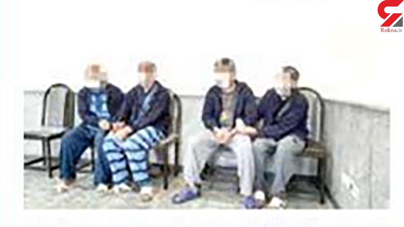 مردان این خانواده بی رحم ترین ماموران پلیس بودند / در تهران فاش شد