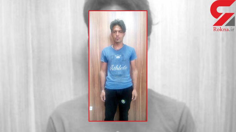 انتشار اولین عکس از معشوقه زن مرد قصاب! / او شوهر زن بی حیا را کشت! + گفتگو