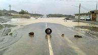 مسدود شدن 6 مسیر در اثر سیلاب سیستان وبلوچستان