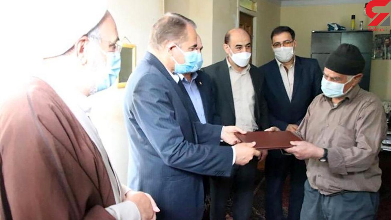 کفاش مهربان زنجانی با یک زندانی چه کرد؟ + عکس