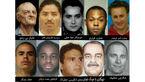 10 قاتل خطرناک را بشناسید / این قاتلان فراری هستند+عکس
