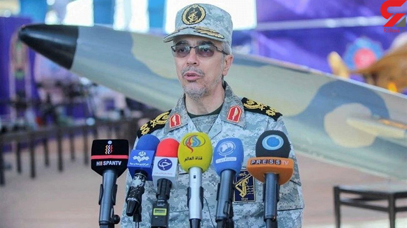 Top General Warns of Iran's Severe Missile Response to Any Naval Aggression