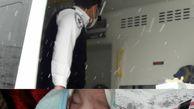 تولد لاکچری نوزاد تبریزی در آمبولانس + عکس