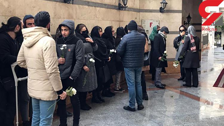 اعدام قاتل دخترم را می خواهم ! / مادر غزاله در جواب همکلاسی های آرمان گفت + عکس