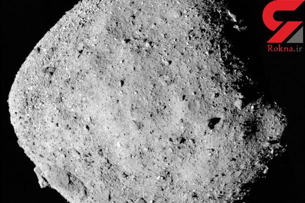 فضاپیمای ناسا در جمع آوری نمونه سیارکی رکورد زد