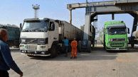 Goods transit via Iran's Bileh Savar on rise