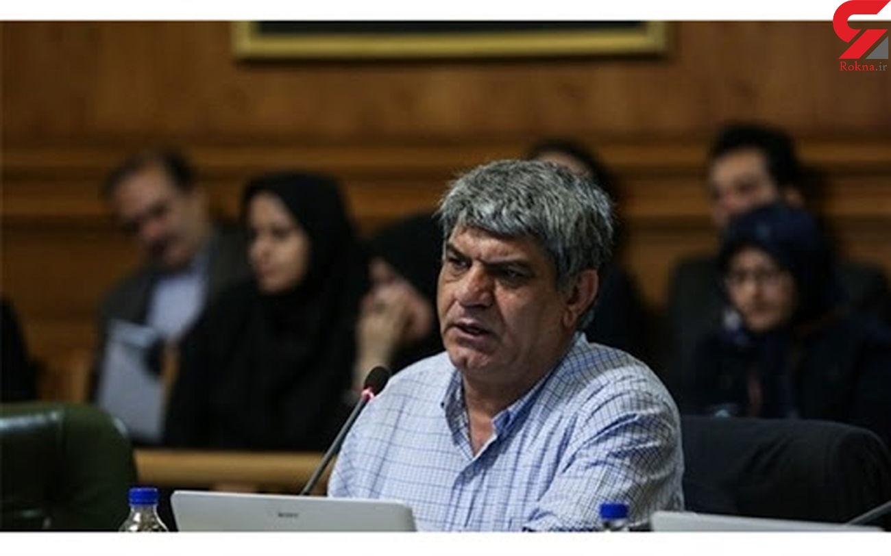 ابرهیم امینی با کسب ۱۶ رای موافق باردیگر  نایب رئیس شورای شهر تهران شد