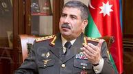 Azeri Defense Minister Condemns Assassination of Iranian Scientist