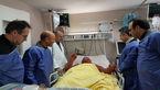 انتقال کارگردان معروف به بیمارستانی در آلمان