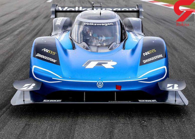 خودروی الکتریکی جدید فولکس واگن رکورد مسابقات گودوود را شکست!
