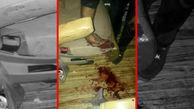حمله مسلحانه به اتوبوس مسافربری ایرانشهر به زاهدان / دو جوان تیر خوردند +عکس