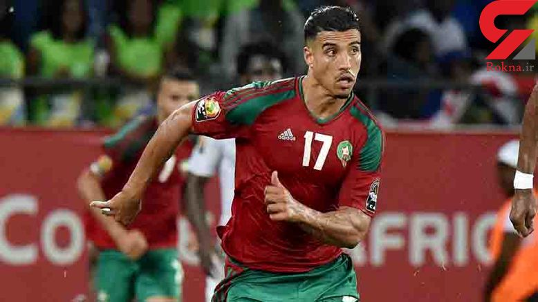 حضور مدافع مراکش مقابل ایران در هالهای از ابهام