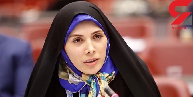 پشت پرده توئیت خانم نماینده مجلس در حمایت از تفریح بدون لباس زنان در سد لفور + جزییات