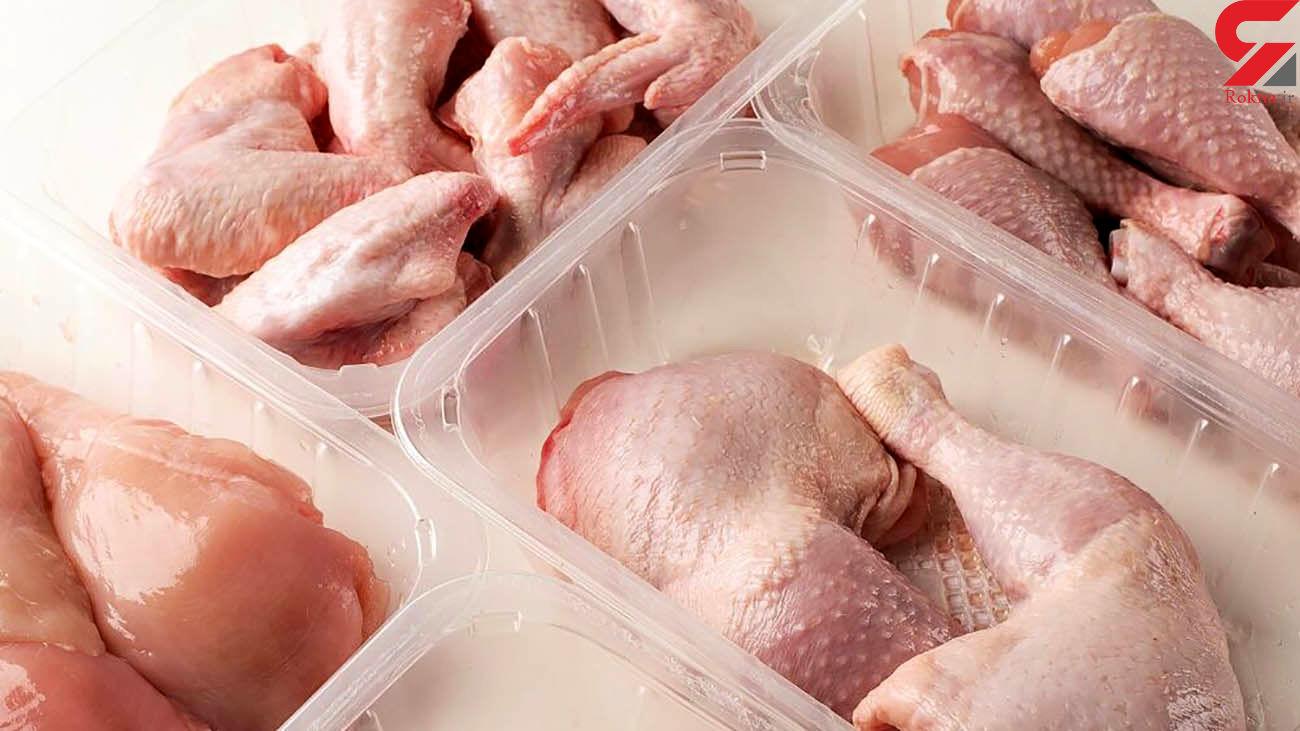 قیمت مرغ در بازار امروز یکشنبه 21 دی ماه 99 + جدول